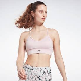 ワークアウトレディ スポーツブラ / Workout Ready Sports Bra 【返品不可商品】(ピンク)