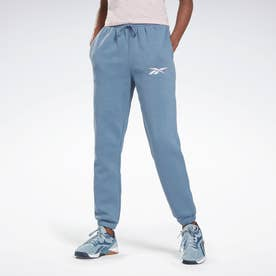 トレーニング エッセンシャルズ ベクター フリース パンツ / Training Essentials Vector Fleece Pants (ブルー)