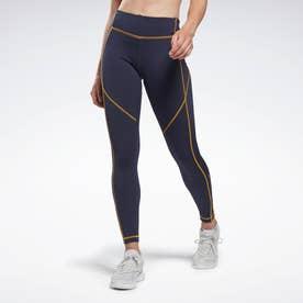 ワークアウト レディ ビッグロゴ レギンス / Workout Ready Big Logo Leggings (ブルー)