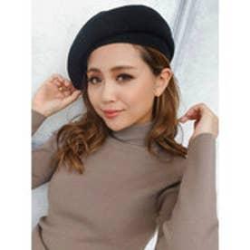 ベレー帽 (ブラック)