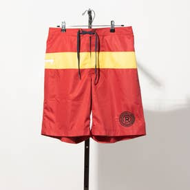 MADE IN JAPAN SURF SHORTS R-MARK【返品不可商品】 (レッド)