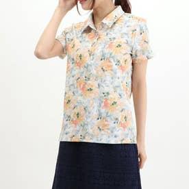 インクフラワーポロシャツ (OR)