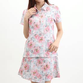 インクフラワーポロシャツ (PI)