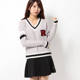 ロゴウールセーター (LG)
