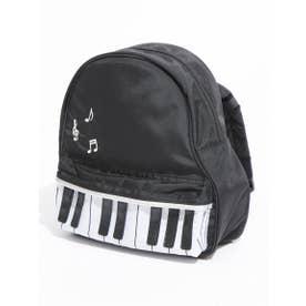 オリジナルピアノリュック (ブラック)