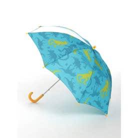 デジタルダイナソープリント傘 (ブルー)
