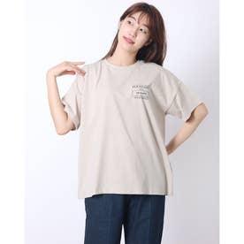 RIKKA FEMME/Tシャツ QRF21HS03 (ベージュ)
