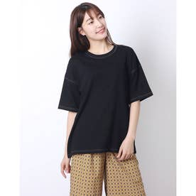 RIKKA FEMME/Tシャツ QRF21HS01 (ブラック)
