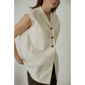 Cotton linen box tops IVOY3