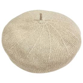 KIDS COTTON THERMO BERET (BEIGE)