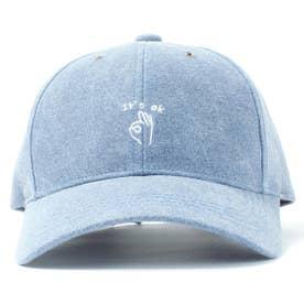 KIDS HANDSIGN CAP (NAVY)