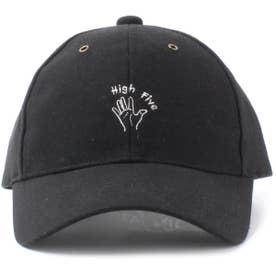 KIDS HANDSIGN CAP (BLACK)