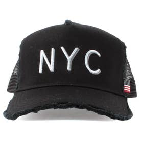 DAMAGE CODE MESH CAP (BLACK)