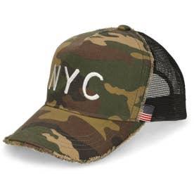 DAMAGE CODE MESH CAP (WDLDCAMO)