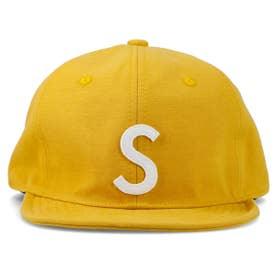 SPRING LOGO SHORT CAP (YELLOW)