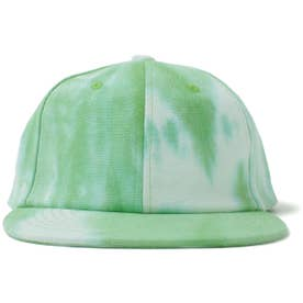 TIE-DYE FLAT CAP (GREEN)