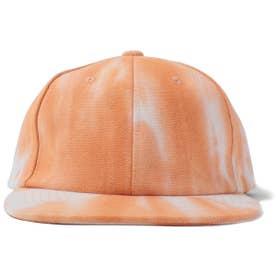 TIE-DYE FLAT CAP (ORANGE)