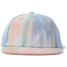 TIE-DYE FLAT CAP (MULTI)