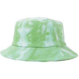 TIE-DYE BUCKET HAT (GREEN)