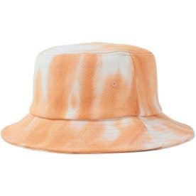 TIE-DYE BUCKET HAT (ORANGE)