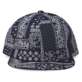 BANDANA SHORT CAP (NAVY)