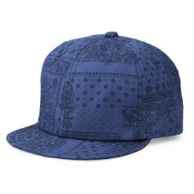 BANDANA SHORT CAP (BLUE)