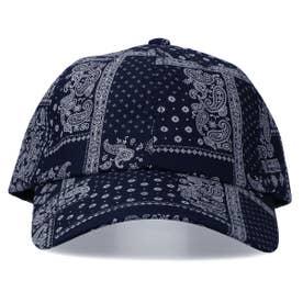 BANDANA LOW CAP (NAVY)