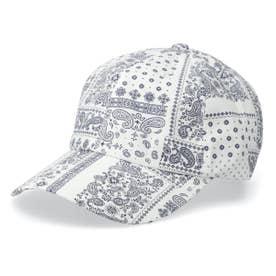BANDANA LOW CAP (WHITE)