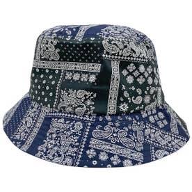 BANDANA BUCKET HAT (MULTI)