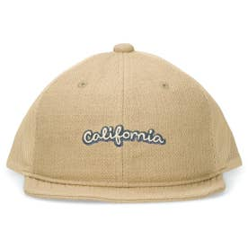 CAL SHORT CAP (BEIGE)