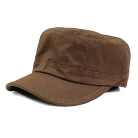 CANVAS SOLID WORK (BROWN)