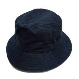 COTTON BOONIE HAT (NAVY)