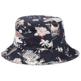ECO VINTAGE ALOHA HAT (NAVY)