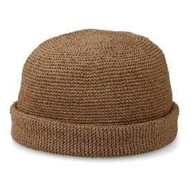 PAPER ROLL CAP (BROWN)