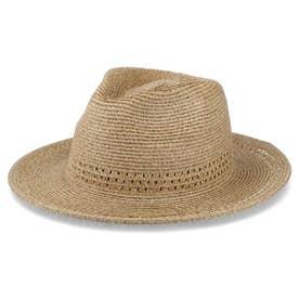 PAPER LONG BRIM HAT (BEIGE)