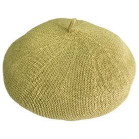 COTTON THERMO BERET (MUSTARD)