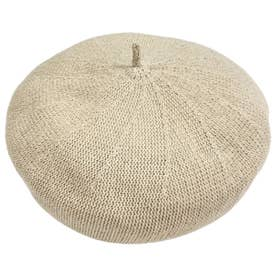 COTTON THERMO BERET (OFFWHITE)