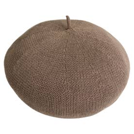 COTTON THERMO BERET (LIGHTBROWN)