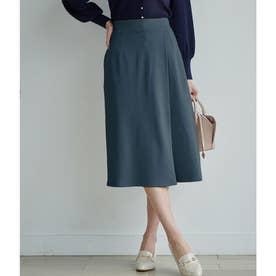 【セットアップ対応】フハクライクラップ風スカート (ブルー(44))