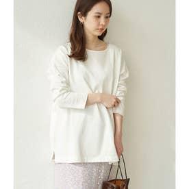 【WEB限定】【ORGABITS】ビッグシルエットロングTシャツ (オフホワイト(15))