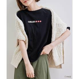 【CHELSEA×ROPE' PICNIC】ロゴTシャツ (ピンク(63))