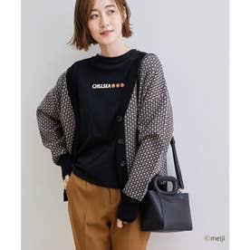 【CHELSEA×ROPE' PICNIC】ロゴTシャツ (オレンジ系(71))