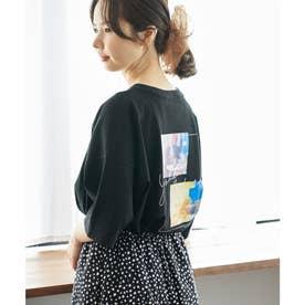 【ガンバレルーヤ×ROPE' PICNIC】Photo Tシャツ (ブラック(01))