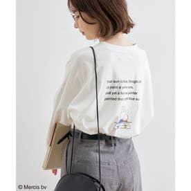 【miffy×ROPE' PICNIC】アソートロングTシャツ (ホワイト系(13))
