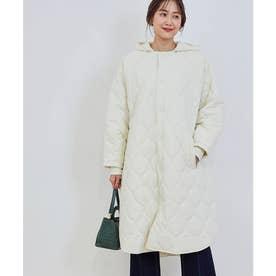 【武智志穂×ROPE' PICNIC】フード取り外しコート (オフホワイト(15))