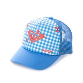ROXY/キッズ キャップ ERLHA03104 (ブルー)