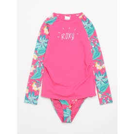 【Roxy】MAGICAL SEA LS SET【返品不可商品】 (MLB6)