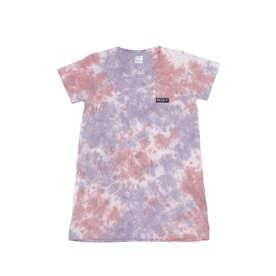 ROXY/キッズ Tシャツ TDR212103 (パープル)