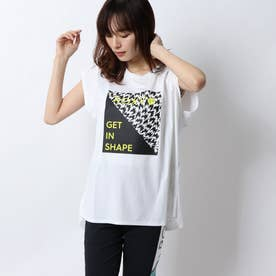 レディース フィットネス 半袖Tシャツ ELEY KISHIMOTO SHORT SLEEVE RST201551