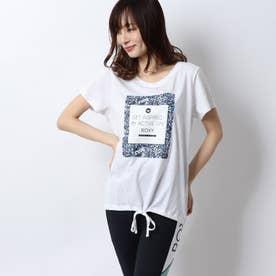 レディース フィットネス 半袖Tシャツ GET INSPIRED BE ACTIVE LIFE RST201531